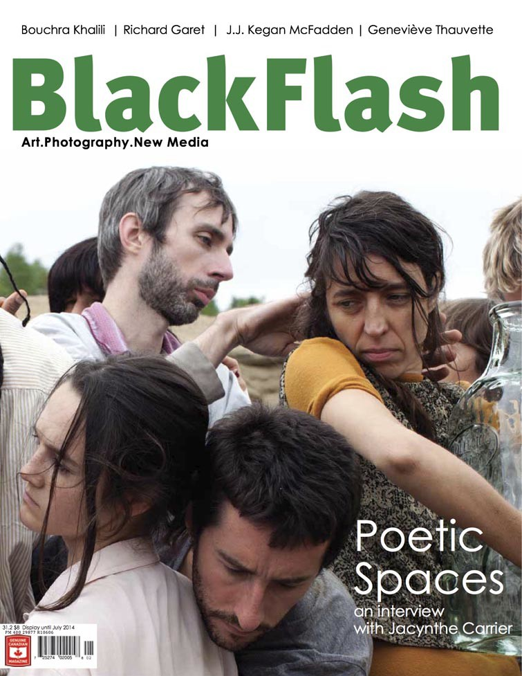 BlackFlash Magazine, Issue 31.2