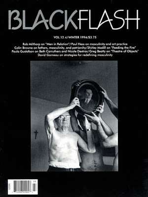 BlackFlash Magazine, Issue 12.4