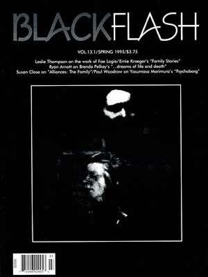 BlackFlash Magazine, Issue 13.1