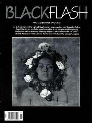 BlackFlash Magazine, Issue 13.2