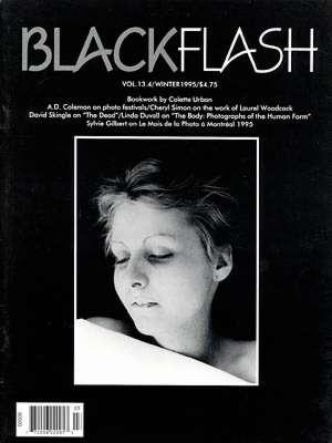 BlackFlash Magazine, Issue 13.4