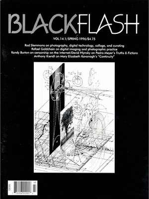 BlackFlash Magazine, Issue 14.1