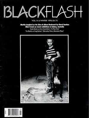 BlackFlash Magazine, Issue 14.4