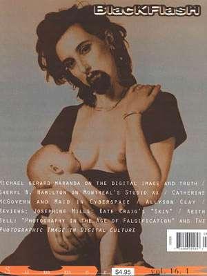 BlackFlash Magazine, Issue 16.1