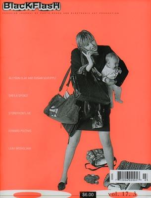 BlackFlash Magazine, Issue 17.3