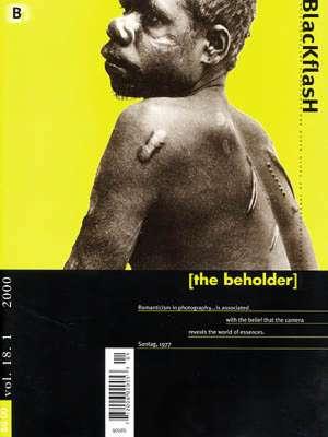 BlackFlash Magazine, Issue 18.1