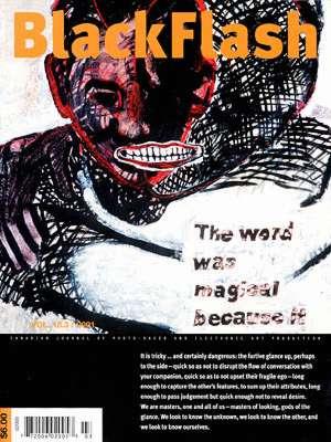 BlackFlash Magazine, Issue 18.3