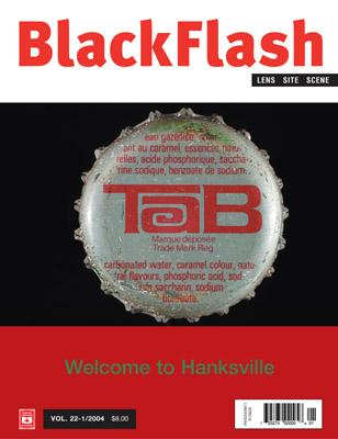 BlackFlash Magazine, Issue 22.1