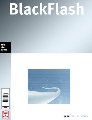 BlackFlash Magazine, Issue 22.3
