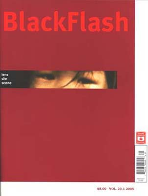 BlackFlash Magazine, Issue 23.1