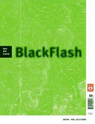 BlackFlash Magazine, Issue 23.2