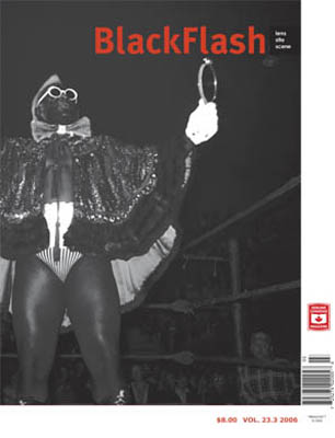 BlackFlash Magazine, Issue 23.3