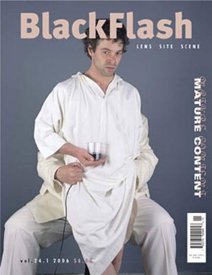 BlackFlash Magazine, Issue 24.1