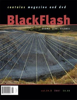 BlackFlash Magazine, Issue 24.2