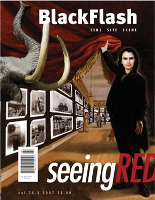 BlackFlash Magazine, Issue 24.3