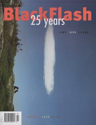 BlackFlash Magazine, Issue 25.2