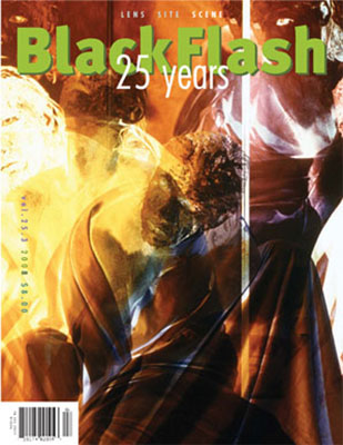 BlackFlash Magazine, Issue 25.3