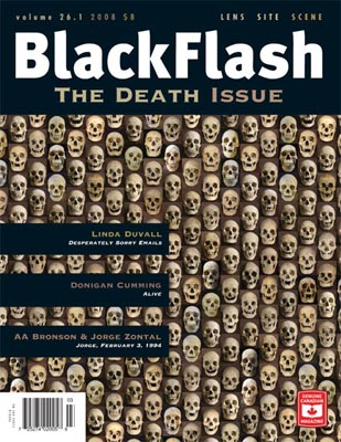 BlackFlash Magazine, Issue 26.1