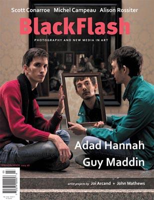 BlackFlash Magazine, Issue 26.3