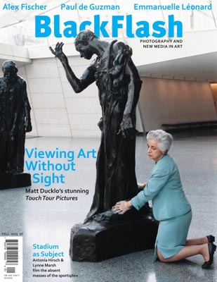 BlackFlash Magazine, Issue 27.1
