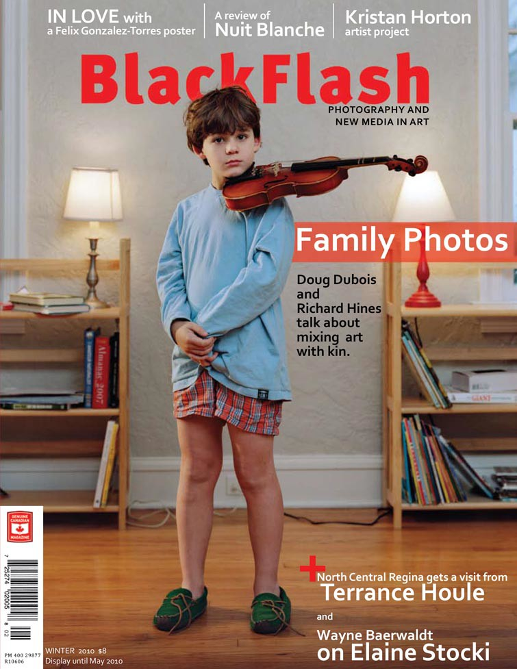BlackFlash Magazine, Issue 27.2