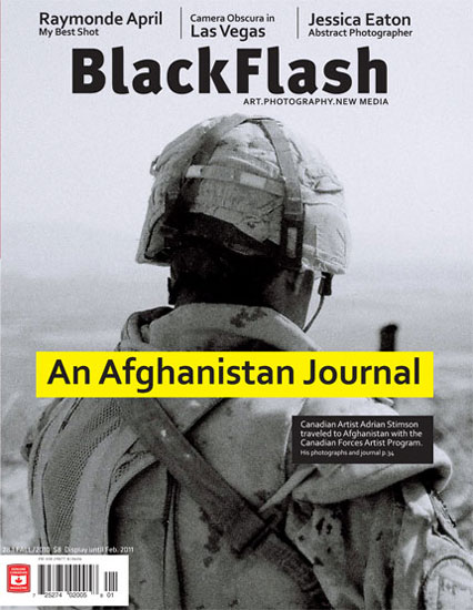BlackFlash Magazine, Issue 28.1