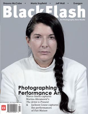 BlackFlash Magazine, Issue 28.2