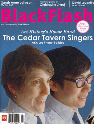BlackFlash Magazine, Issue 28.3