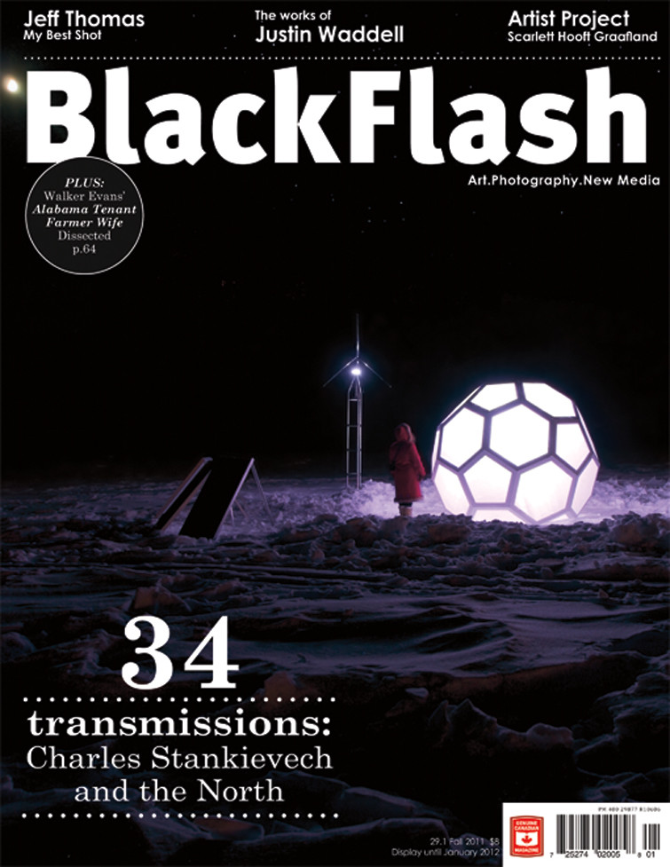 BlackFlash Magazine, Issue 29.1