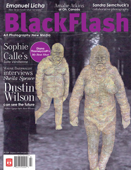 BlackFlash Magazine, Issue 29.3