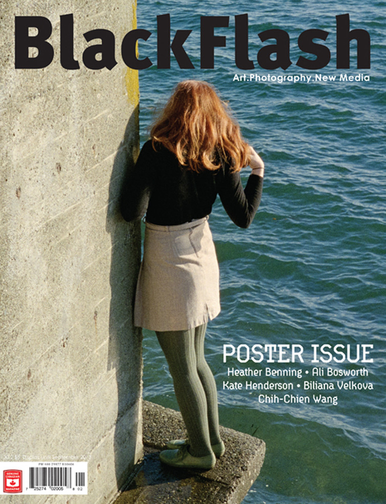 BlackFlash Magazine, Issue 30.2
