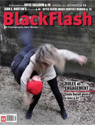 BlackFlash Magazine, Issue 30.3