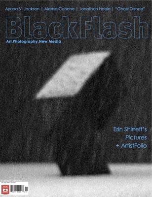 BlackFlash Magazine, Issue 31.1