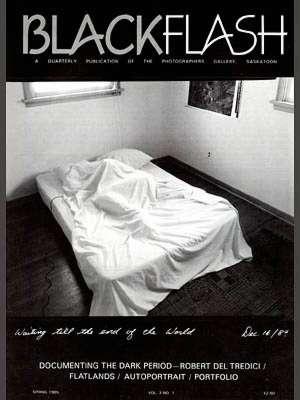BlackFlash Magazine, Issue 3.1