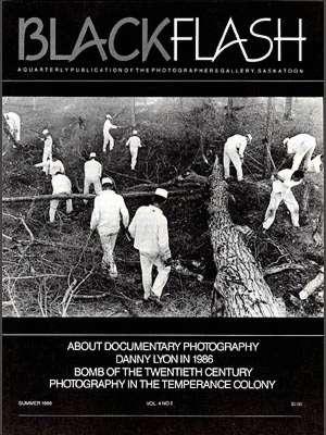 BlackFlash Magazine, Issue 4.2
