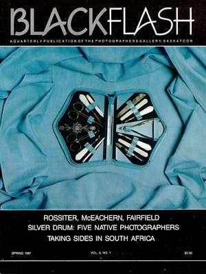 BlackFlash Magazine, Issue 5.1