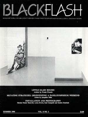 BlackFlash Magazine, Issue 8.2